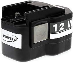 Batería para AEG Taladro BEST 12X Super, 12V, NiCd