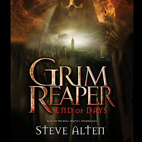 Grim Reaper audiobook cover art