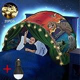 Tente de Lit Enfant Dream Tents - Tente de Rêve Enfants Pop Up Lit Tente Playhouse...