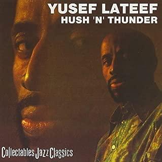 yusef lateef hush n thunder