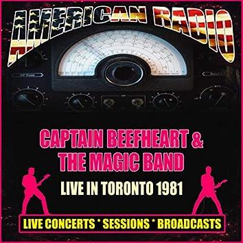 Live In Toronto 1981 (Live)