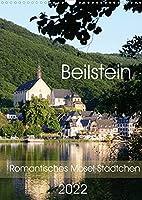 Beilstein - Romantisches Mosel-Staedtchen (Wandkalender 2022 DIN A3 hoch): Das Dornroeschen an der Mosel (Monatskalender, 14 Seiten )