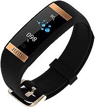Smart watch hartslag bloeddruk smartband fitness band tracker Ip68 waterdichte sportarmband voor Android IOS