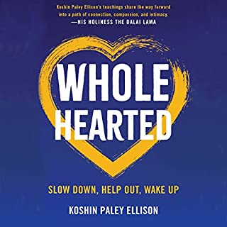 Wholehearted audiobook cover art