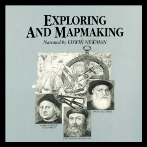 Exploring and Mapmaking audiobook cover art