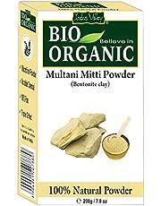 Indus Valley BIO Organic Multani Mitti Powder 200g