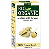Indus Valley BIO Organic Bentonite clay (Multani Mitti Powder) 200g