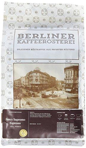 Berliner Kaffeerösterei Espresso Fancy Supremo, 1er Pack (1 x 1 kg)