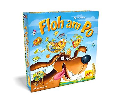 Zoch 601105082 Floh am Po, Kinderspiel