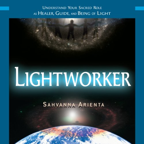 Lightworker audiobook cover art