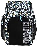 Arena Team 45 Backpack Allover, Zaino Unisex Adulto, Multicolore (Skulls), Taglia Unica...