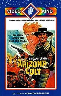 Arizona Colt Ungekürzte große Hartbox (Buchbox) Cover B auf 22 Stück streng limitierte & nummerierte Auflage von Inked Pictures