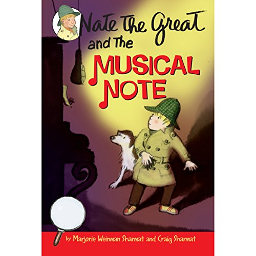 『Nate the Great and the Musical Note』のカバーアート