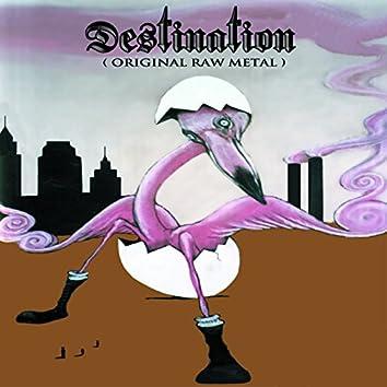 Destination (Original Raw Metal)