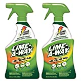 Lime-A-Way Lime Calcium Rust Cleaner, 22 oz (Pack of 2)