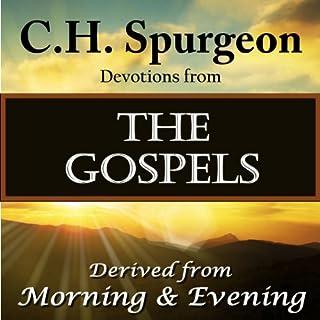 C. H. Spurgeon Devotions from the Gospels audiobook cover art