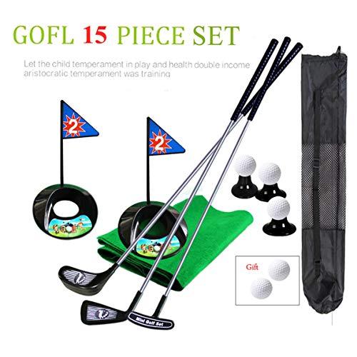 SOWOFA Golf Pro Jeu de Jouets pour Enfants en métal pour...