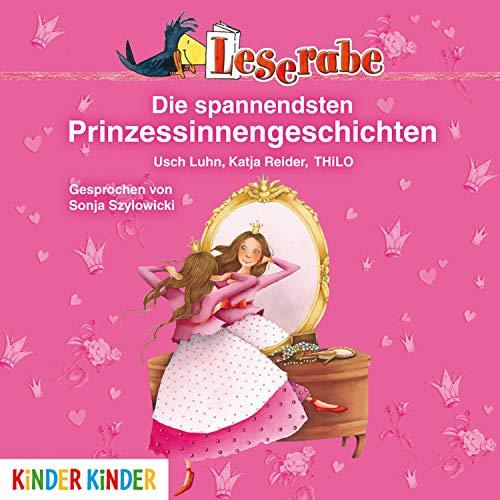 Leserabe. Die spannendsten Prinzessinnengeschichten Titelbild