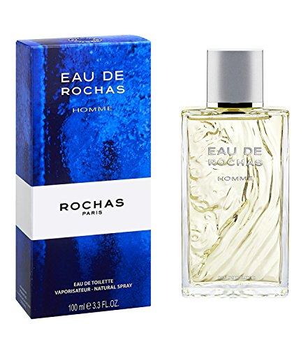 Eau de Rochas Homme, EDT, 1er Pack (1 x 100 ml)