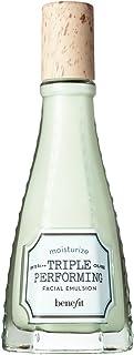 トリプルパフォーマンスフェイシャルエマルジョンSpf15のPa ++、50ミリリットルの利益 (Benefit) - Benefit Triple Performing Facial Emulsion SPF15 PA++, 50ml [並行輸入品]