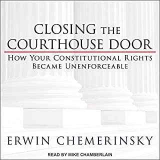 Closing the Courthouse Door cover art