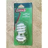Coleman Fluoresentスパイラルチューブ15ワット