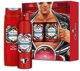 Old Spice Wolfthorn 2 Piece Mens Gift Set, Shower Gel and Deodorant Spray