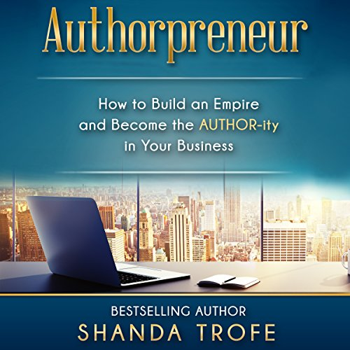 Authorpreneur cover art