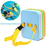 iYoung Placa Flotante Kickboard para niños Natación Burbuja Cinturón Dispositivo de Entrenamiento con cinturón de natación Ajustable