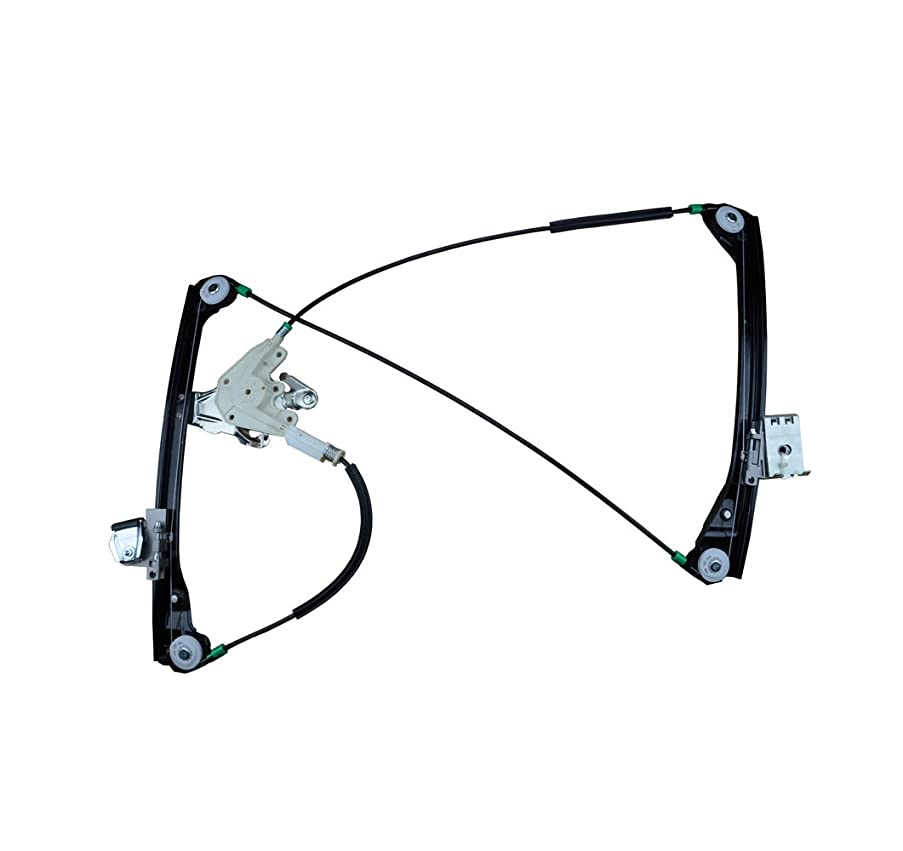 A-Premium Power Window Regulator Without Motor for BMW E46 323Ci 325Ci 328Ci 330Ci M3 2000-2006 Coupe Convertible Front Left Driver Side