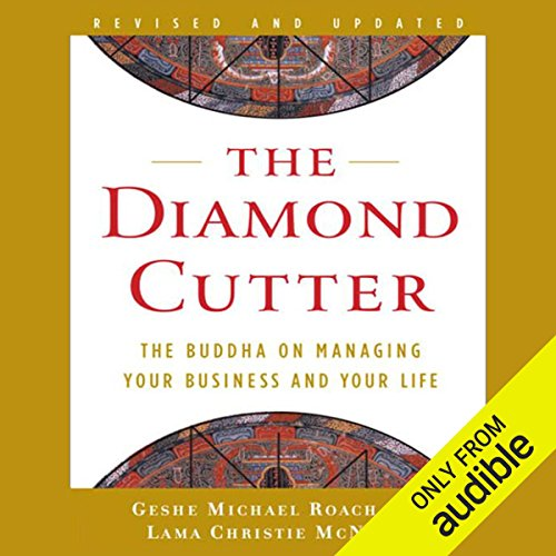 The Diamond Cutter audiobook cover art