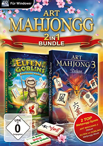 Art Mahjongg 2in1 Bundle (PC)