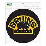 Graphics and More NHL Boston Bruins Logo Automotive Car Refrigerator Locker Vinyl Circle Magnet