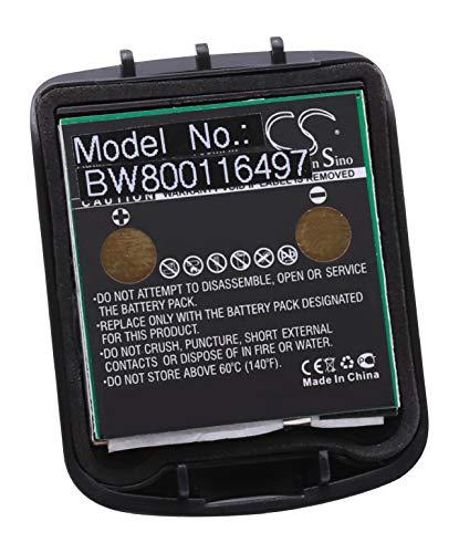 vhbw Batería Recargable reemplaza 5010808000, 5010808030 para teléfono Fijo o inalámbrico (700 mAh, 3,7 V, Li-Ion)
