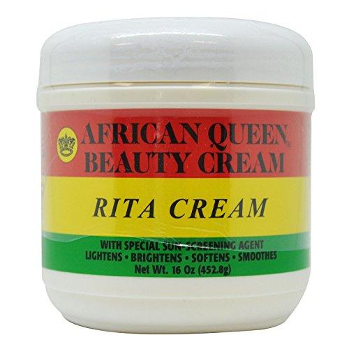 African Queen Beauty Cream Rita Cream 16oz (452.8g)