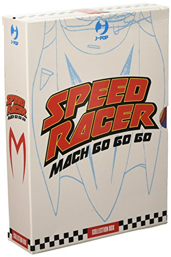 Mach go go go. Tatsunoko speed racer box: 1-2 (J-POP)