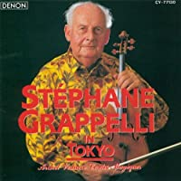 Live in Tokyo by Stephane Grappelli (1990-07-28)