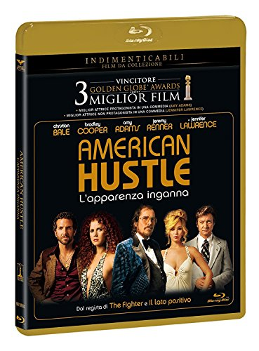 Blu-Ray - American Hustle (Indimenticabili) (1 Blu-ray)