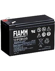 FIAMM IC-12FGH36 - Batteria al Piombo 12V 9Ah (Faston 6,3mm)