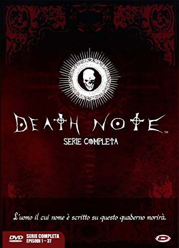 Death Note The Complete Series (Box 5 Dvd Epis. 01-37)
