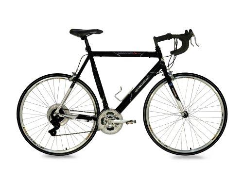 GMC Denali Road Bike (Extra Large 25'/63.5cm Frame, Black/Silver)