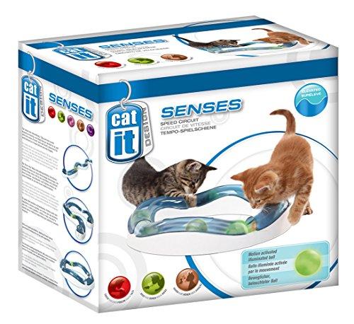 Catit 50735 Senses Tempo – Spielschiene für Katzen - 3