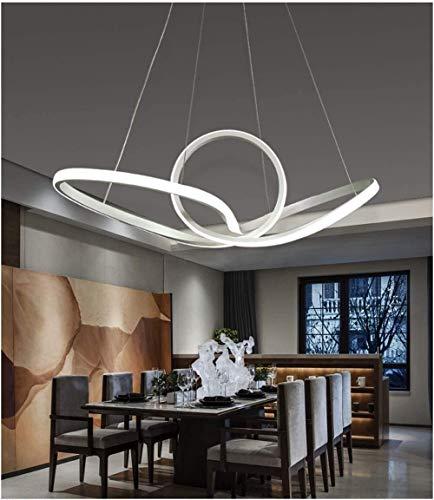 N/Z Tägliche Ausrüstung Beleuchtung Pendelleuchte Decken LED Hängelampe Dimmbare Pendelleuchten Moderne Pendelleuchte Insel Deckenbeleuchtung Indoor Design Lampe Esstisch Kronleuchter