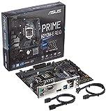 ASUS Prime H310M-E R2.0 - Placa Base mATX Intel de 8a y 9a Gen. LGA1151 con DDR4 2666MHz, HDMI, SATA 6Gbps y USB 3.1 Gen 1