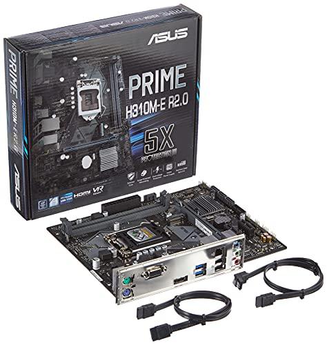 ASUS Prime H310M-E Micro ATX Motherboard For Intel