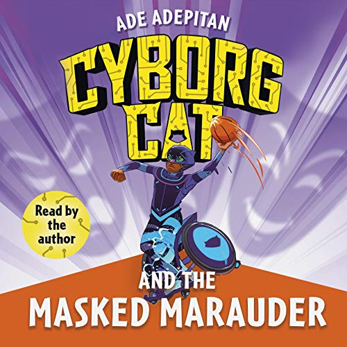 Cyborg Cat and the Masked Marauder cover art