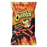 Cheetos XXtra Flamin' Hot Crunchy Flavor Snacks, 9oz (10 Pack) by Cheetos