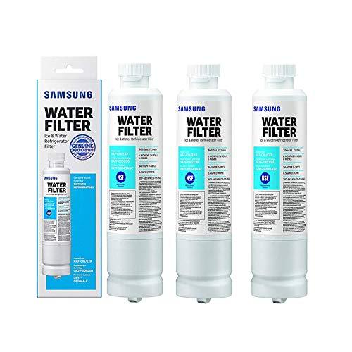 Sаmsung Electronics Samsung Refrigerator Water Filter Compatible DA29-00020B,DA2900020A,DA97-08006A-B,HAF-CINEXP (3 Pack)