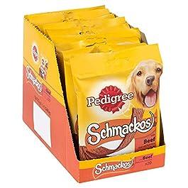 Pedigree Schmackos Dog Treats Meat Variety
