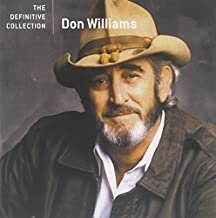 The Definitive Collection by Don Williams (2004-06-22)